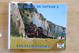 3940/ Un Siècle De Vapeur-Een Eeuw Stoom-Vielsalm/Gouvy/Trois-Ponts... - Zonder Classificatie