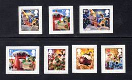 GRANDE-BRETAGNE 2010 - Yvert N°3402/3408 NEUFS ** LUXE/MNH - Noël, Christmas - Série Complète 7 Valeurs - Nuovi