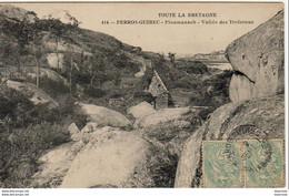 D22  PERROS GUIREC  Ploumanach Vallée Des Trouïerous - Perros-Guirec