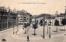 Belgique - Bruxelles - Saint-Gilles -  Place De Bethléem - St-Gilles - St-Gillis