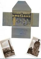 Dolmen Et Menhirs De BRETAGNE  Pochette 24 Photos Souvenir Années 30-40 - Bon  état - Andere