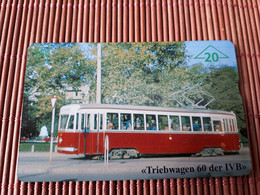 Phonecard  Private Train 809 L Used Very Rare - Trenes
