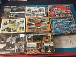 GROS LOT DE PLUS DE 800 CPA - CPSM - CPM - MULTIVUES - PAYS - DEPARTEMENTS - VILLES  A 0.05 CENTIMES/PIECE. - 500 Postcards Min.
