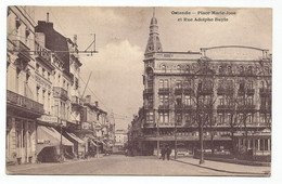 Oostende Place Marie Jose Et Rue Adolphe Buyle - Oostende