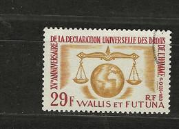 WALLIS  FUTUNA Nº 169 USADO - Used Stamps
