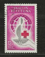 WALLIS  FUTUNA Nº 168 USADO - Used Stamps