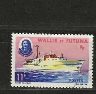 WALLIS  FUTUNA Nº 171 USADO - Used Stamps
