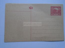 D177089 Czechoslovakia  - 1919 - Postal Stationery  20 Haleru - Postales