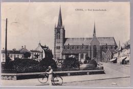 GEEL. Sint Amanduskerk   Zie  Scans. - Geel