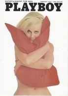 Double Carte Couverture Playboy (Carte Vierge) - Pin-Ups