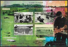 SAINT PIERRE ET MIQUELON - ANNEE 2013 - LA PECHE - F 1062 - NEUF** - Neufs