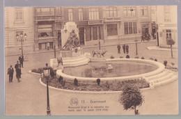 Geraardsbergen -Grammont    Monument érigé à La Mémoire Des Morts Pour La  Patrie.  Zie  Scans. - Geraardsbergen