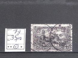 Allemagne Reich  N° 79 Oblitéré  Cote COB: 35,00 € - Oblitérés