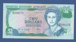 BERMUDA - P.40Ab – 2 DOLLARS1997 - UNC - Bermudas