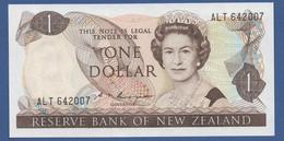 NEW ZEALAND  - P.169b – 1 Dollar ND (1985-89) - UNC - New Zealand
