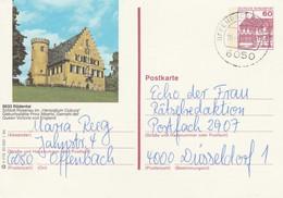 West Duitsland 1984, Rödental, Slot Rosenau, Geboorteplaats Van Prins Albert (partner Kon. Victoria) - Postales Ilustrados - Usados