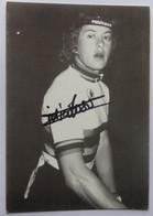 Isabelle NICOLOSO - Signé / Dédicace Authentique / Autographe - Ciclismo