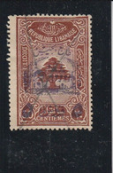 Grand Liban N° 197 - Used Stamps