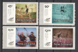 New Zealand 2004 Mi 2201-2204 MNH SUMMER OLYMPICS ATHENS - Summer 2004: Athens