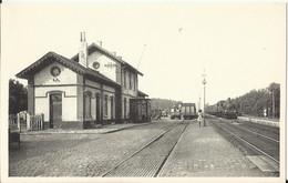 Gastuche - La Gare (train, Locomotive, Vapeur, Station) - Grez-Doiceau