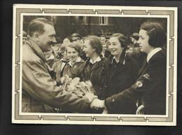 DR GA Hitler Geburtstagsgratulation - Militaria