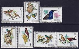 RWANDA - Faune, Oiseaux - Y&T N° 1149-1158 - MNH - 1983 - 1980-89: Neufs