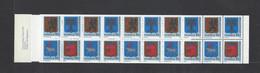 SUEDE.  YT Carnets N° C1260  Neuf **   1984 - 1981-..