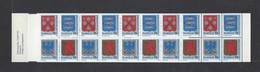 SUEDE.  YT Carnets N° C1312  Neuf **   1985 - 1981-..