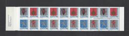 SUEDE.  YT Carnets N° C1368  Neuf **   1986 - 1981-..