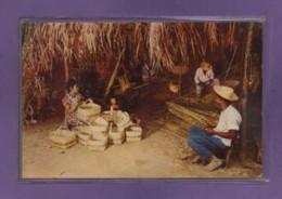 SALVADOR-CPSM WEAVING BASKETS IN THE TOWN OF NAHUIZALCO - Salvador