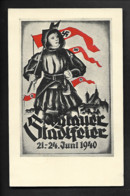 DR Iglau Stadtfeier SSt - Oorlog 1939-45