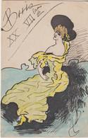 Illustrateur : Art Nouveau : Femme - Autres Illustrateurs
