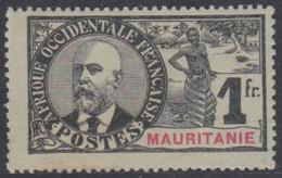 Mauritanie 1906-1912 - N° 14 (YT) N° 14 (AM) Neuf *. - Neufs