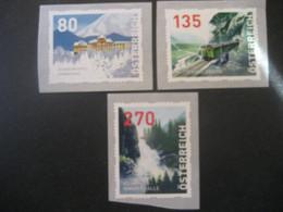Österreich 2018- Dispensermarken Der 4. Ausgabe Postfrisch** - 2011-... Cartas