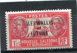 WALLIS ET FUTUNA  N°  82 *  (Y&T)   (Charnière) - Neufs