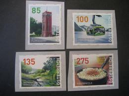 Österreich 2020- Dispensermarken Der 8. Ausgabe Postfrisch** - 2011-... Cartas