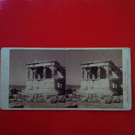 PHOTO STEREO GRECE GUSTAV BOERNER - Stereoscopic