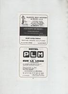Mapotel Nevers Saint Hubert Bignolas Hôtel PLM Montagnon Fayencerie Bernard Rocherie Brunat 1982 - Publicités