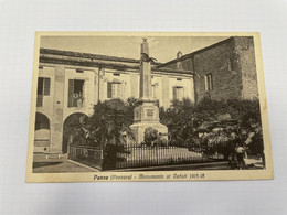 PENNE (PESCARA) - MONUMENTO AI CADUTI 1915-18 - Pescara