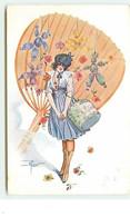 N°4 - Série 68 - Nénettes à La Mode, Par Péras - Other Illustrators