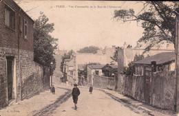 PARIS - Vue D'ensemble De La Rue De L'Abreuvoir - Distretto: 18