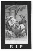 Oud Pauselijk Zouaaf, Joannes-Henricus Spinnox, Muysen 1841 - Antwerpen 1879 - Overlijden