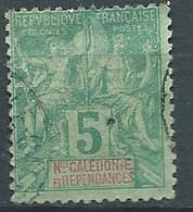 Nouvelle Caledonie    Yvert N° 44  Oblitéré   -  Aa 17316 - Usados