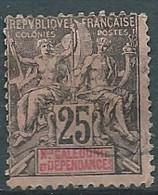 Nouvelle Caledonie    Yvert N° 48  Oblitéré   -  Aa 17317 - Usados
