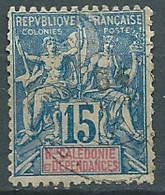 Nouvelle Caledonie    Yvert N° 46  Oblitéré   -  Aa 17318 - Usados