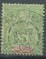 Nouvelle Caledonie    Yvert N° 59  Oblitéré  Noumea 12 Mai 1909  -  Aa 17321 - Usados