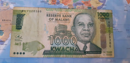 MALAWI 1000 KWACHA P 68 COMMEMORATIVE 2014 VERY RARE - Malawi
