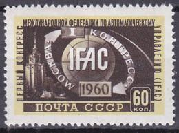 Rusland 1960, Postfris MNH, IFAC - Ongebruikt
