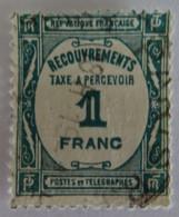 1FR° 1827/31 - 1859-1955 Used