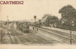 ORMOY-VILLERS INTERIEUR DE LA GARE STATION BAHNHOF RAILWAY 60 OISE - Unclassified